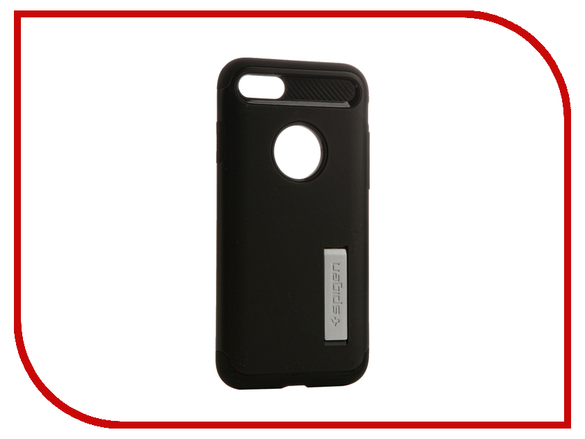 Аксессуар Чехол Spigen SGP Slim Armor для APPLE iPhone 7 Black 042CS20647<br>