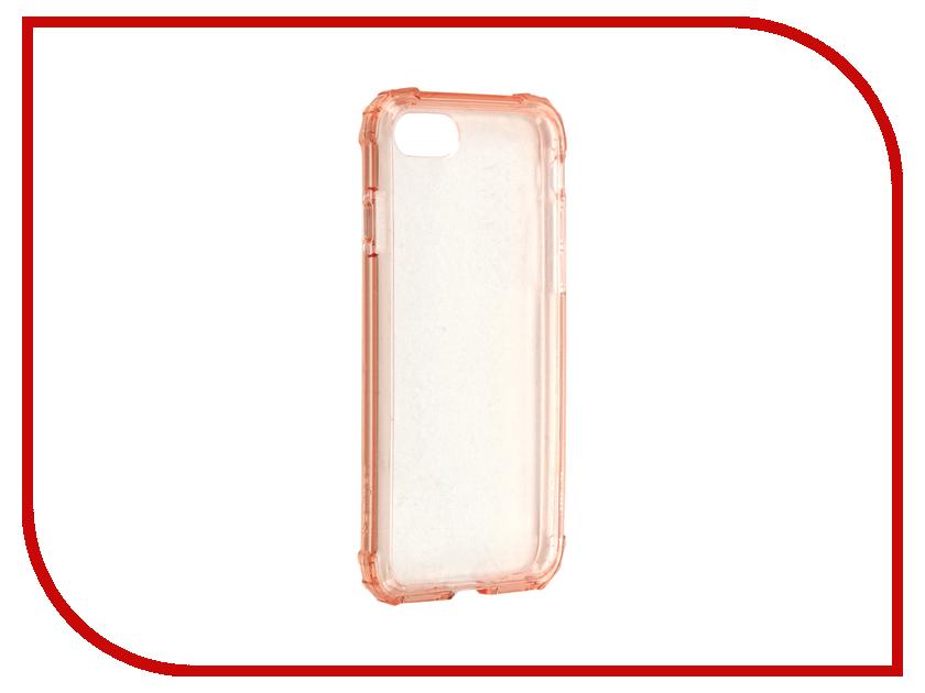 Аксессуар Чехол Spigen SGP Crystal Shell для APPLE iPhone 7 Pink Crystal 042CS20308 чехол накладка 580077 iphone 6 6s 4 7 lims sgp spigen стиль 3