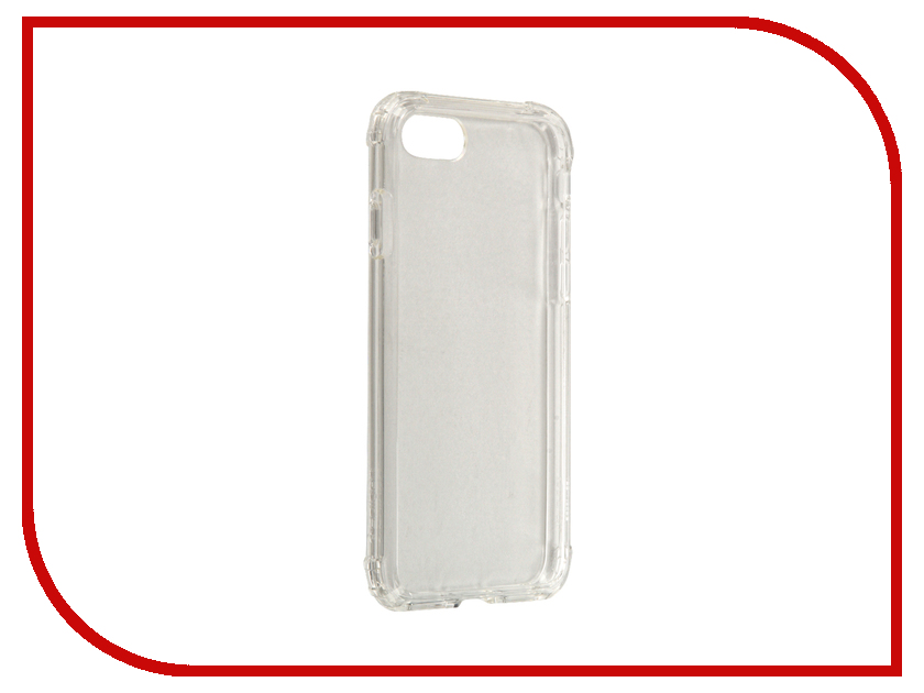 Аксессуар Чехол Spigen SGP Crystal Shell для APPLE iPhone 7 Crystal Clear 042CS20306<br>