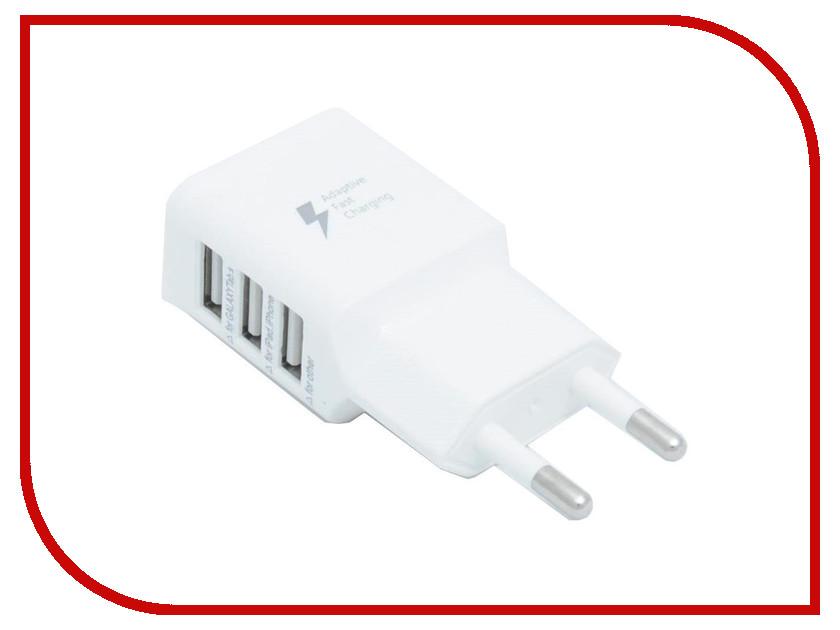 Зарядное устройство Hentington 3xUSB 1000 mA / 1000 mA / 2100 mA HC-2213