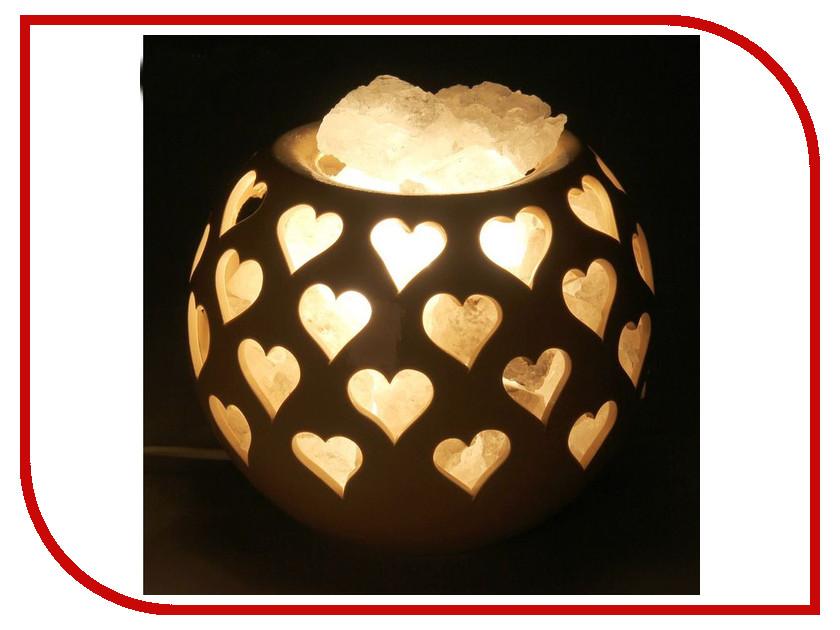 Солевая лампа СИМА-ЛЕНД Любовь морковь 1533522<br>