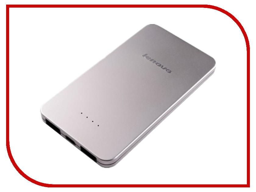 Аккумулятор Lenovo PB410 USB 5000 mAh Silver 888016288