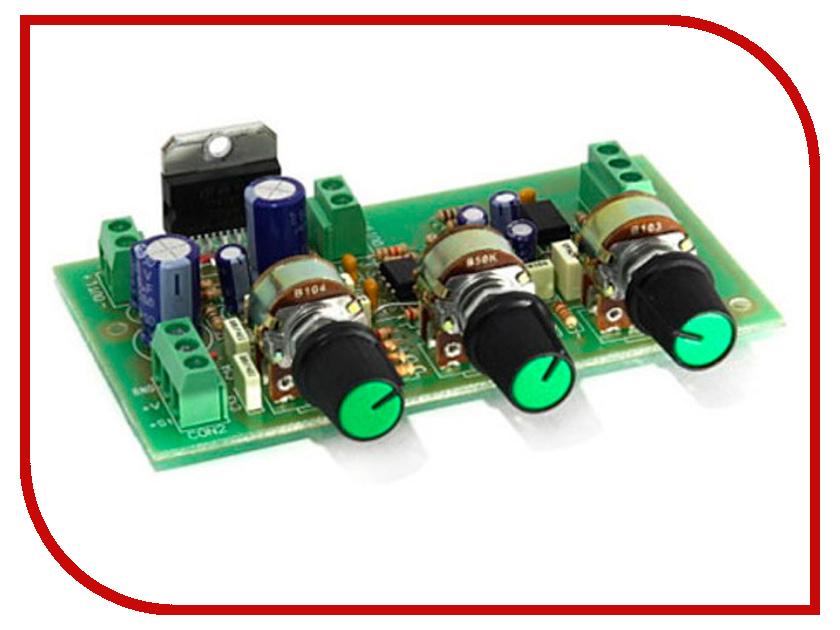 Конструктор УНЧ Радио КИТ RS160 стерео 2х30 Вт конструктор унч радио кит rs144 0 7 вт