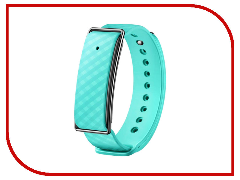 Умный браслет Huawei Honor Band A1 Blue 10pcs slide type switch module 1 2 3 4 5 6 7 8 9 10 12 bit 2 54mm position way dip red pitch toggle switch red snap switch