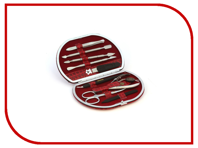 Аксессуар Маникюрный набор Zinger MSFE-1001-SM цена