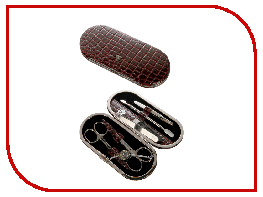 Маникюрный набор Zinger MSFE-702-BP<br>