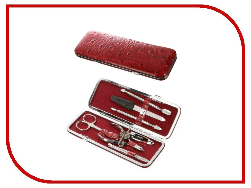 Маникюрный набор Zinger MSFE-401-S