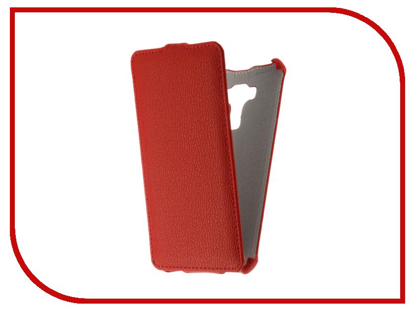 Аксессуар Чехол Asus Zenfone 3 Laser ZC551KL Zibelino Classico Red ZCL-ASU-ZC551KL-RED<br>