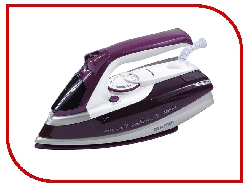 Утюг Marta MT-1145 Purple<br>