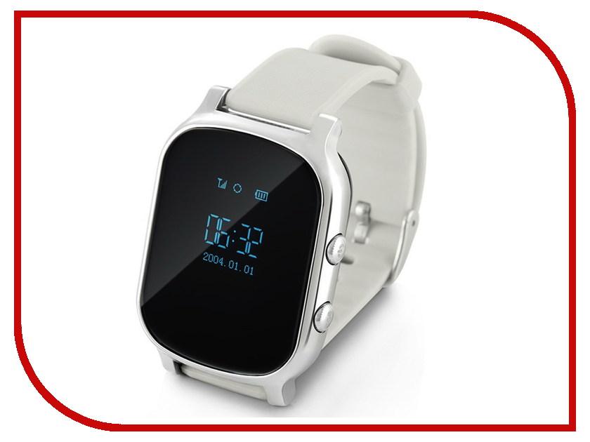 Smart Baby Watch T58 Grey smart watch