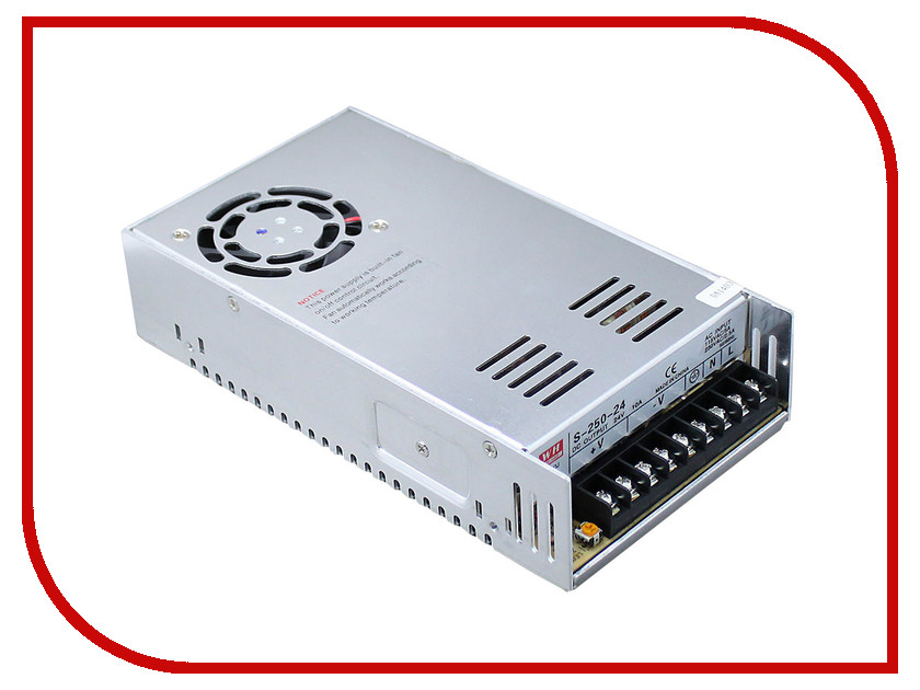 Блок питания SWGroup 250W 24V T-250-24 autonics encoder model e40s6 2500 3 t 24 voltage 12 24v abz three phase