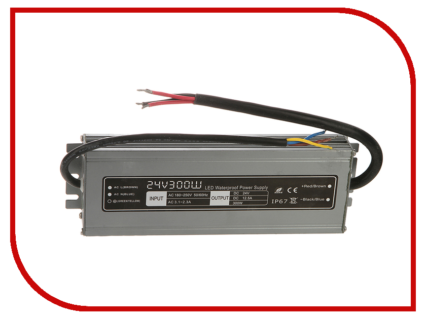 Блок питания SWGroup Mini Al TPW 300W 24V