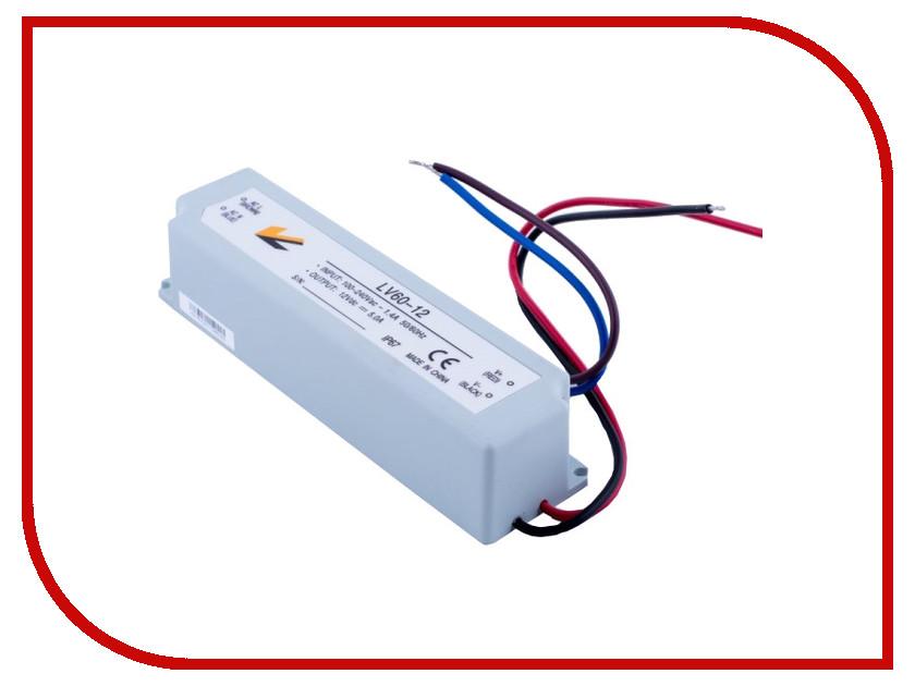 Блок питания SWGroup IP67 60W 12V