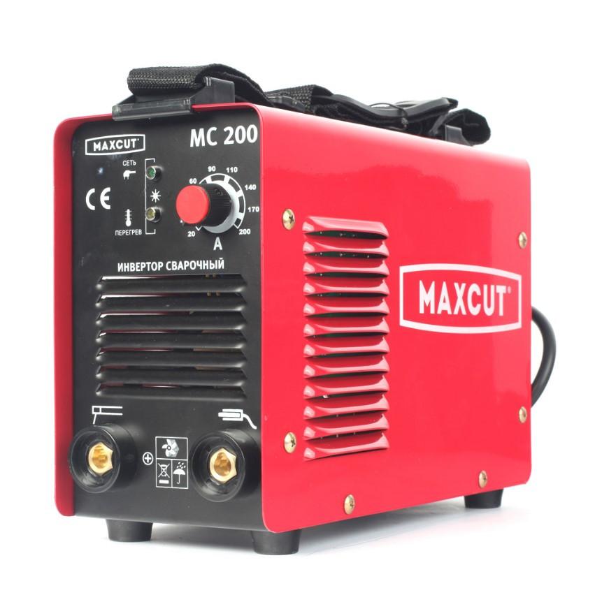 Сварочный аппарат MAXCut MC 200 инверторный сварочный аппарат maxcut mc 200