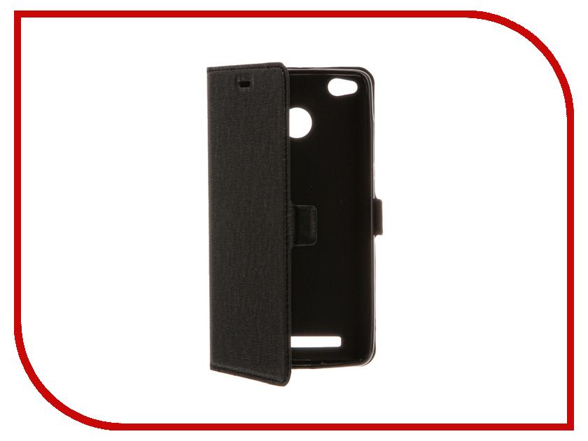 Аксессуар Чехол Xiaomi Redmi 3S DF xiFlip-01 аксессуар df 30pin usb df imagnet 01 white