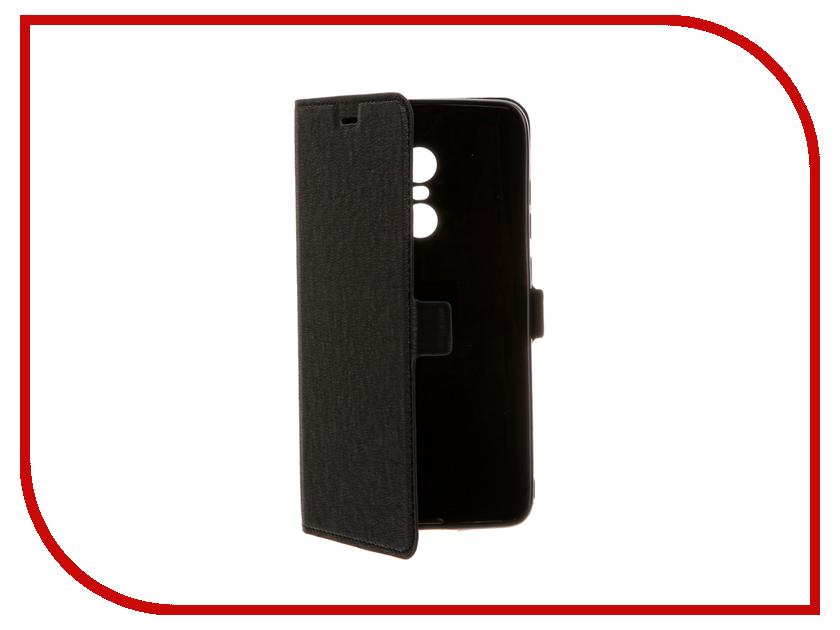 Аксессуар Чехол Xiaomi Redmi Note 4 DF xiFlip-03<br>