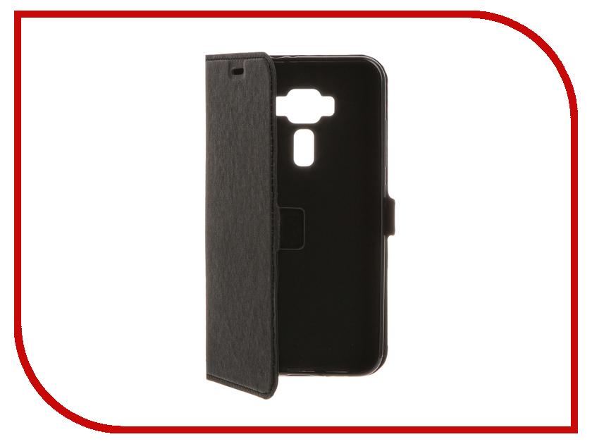 Аксессуар Чехол ASUS ZenFone 3 ZE520KL DF aFlip-01<br>