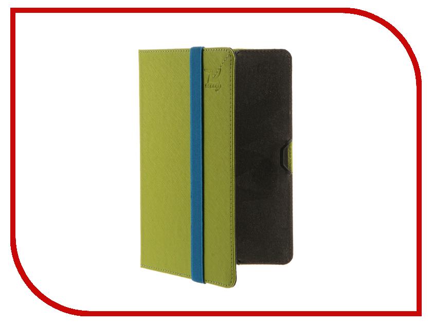 Аксессуар Чехол for PocketBook 614/615/624/625/626/640 Snoogy иск.кожа Green SN-PB6X-GRN-LTH набор кистей 15шт пони щетина плоские круглые блистер европодвес