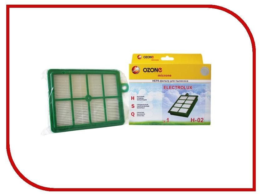 все цены на Аксессуар Ozone H-02 HEPA фильтр для Electrolux/Philips/AEG/BORK/Thomas/Tornado/Volta онлайн