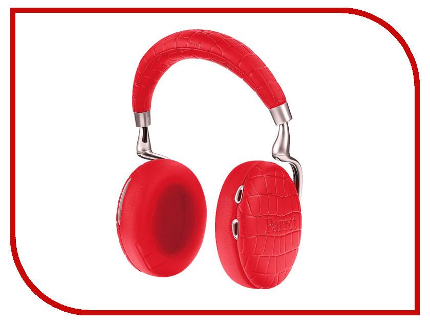 Гарнитура Parrot Zik 3 Red Croc + беспроводное зарядное устройство PF562125 гарнитура parrot zik 3 red croc беспроводное зарядное устройство pf562125