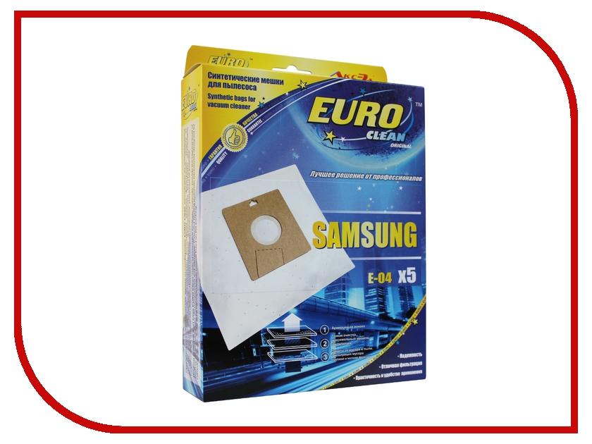 Аксессуар EURO Clean E-04 мешок-пылесборник<br>