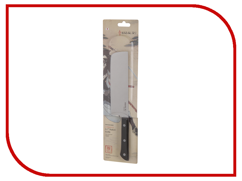 Нож Samura Harakiri SHR-0043WO - длина лезвия 170mm ode imported xenon flash lamp for ipl shr e light with wholesale price