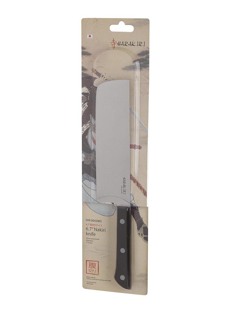 Нож Samura Harakiri SHR-0043WO - длина лезвия 170mm