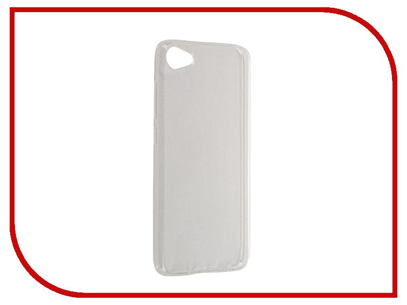 Аксессуар Чехол Meizu U10 Zibelino Ultra Thin Case White ZUTC-MZU-U10-WHT аксессуар защитное стекло meizu u10 borasco 0 2mm