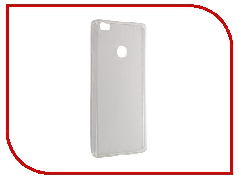Аксессуар Чехол Xiaomi Mi Max Zibelino Ultra Thin Case White ZUTC-XMI-MAX-WHT