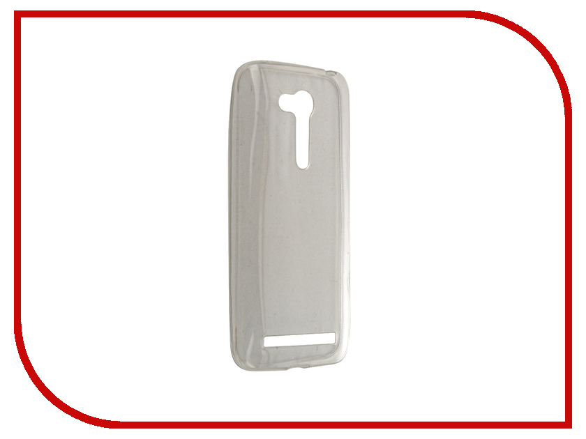 Аксессуар Чехол для ASUS Zenfone Go ZB450KL Zibelino Ultra Thin Case White ZUTC-ASU-ZB450KL-WHT все цены