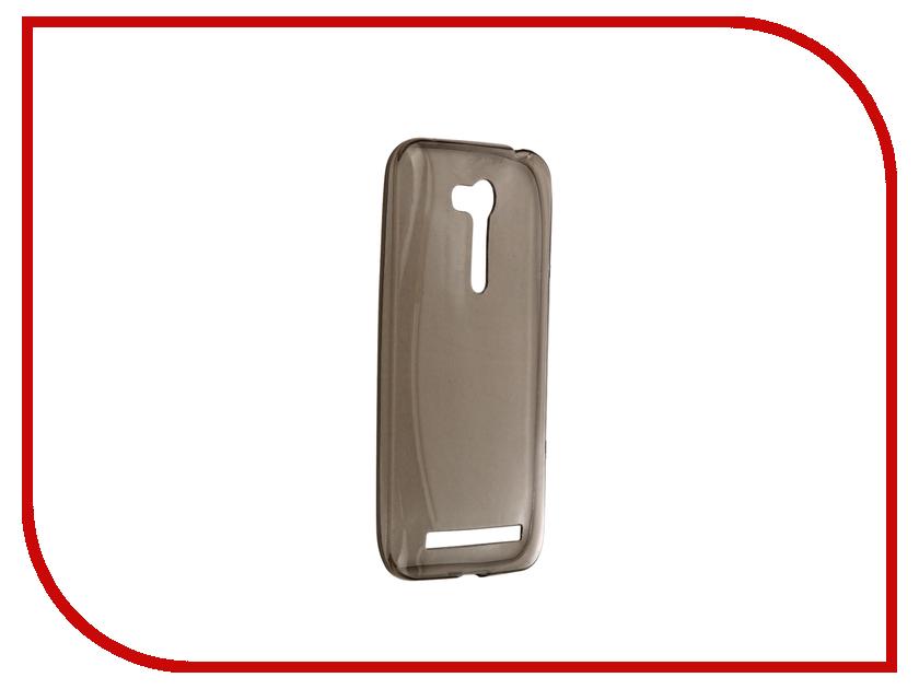 Аксессуар Чехол ASUS Zenfone Go ZB450KL Zibelino Ultra Thin Case Black ZUTC-ASU-ZB450KL-BLK аксессуар чехол asus zenfone 3 ze520kl zibelino classico zcl asu ze520kl blk
