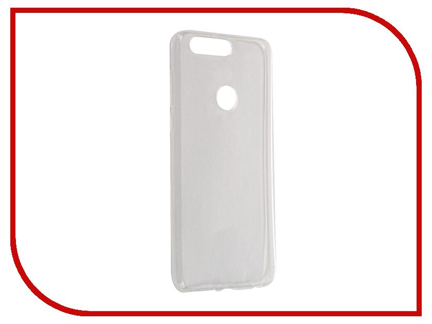 Аксессуар Чехол Huawei Honor 8 Zibelino Ultra Thin Case White ZUTC-HUA-HNR8-WHT аксессуар чехол huawei honor 8 lite zibelino classico black zcl hua 8lit blk