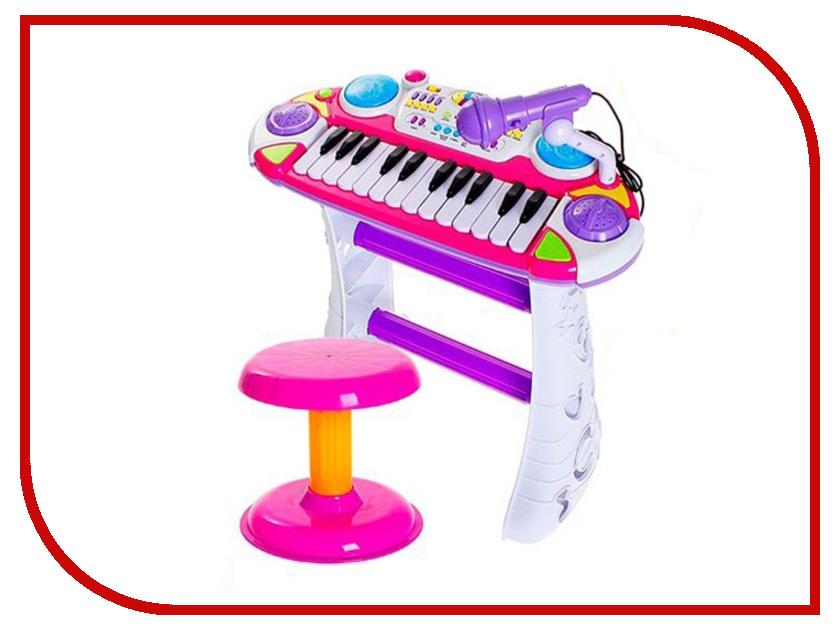Детский музыкальный инструмент Забияка Напольный синтезатор 838752