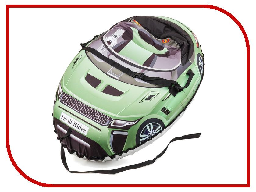 Тюбинг Small Rider Snow Cars 2 110x86cm Ranger Olive 4097697<br>