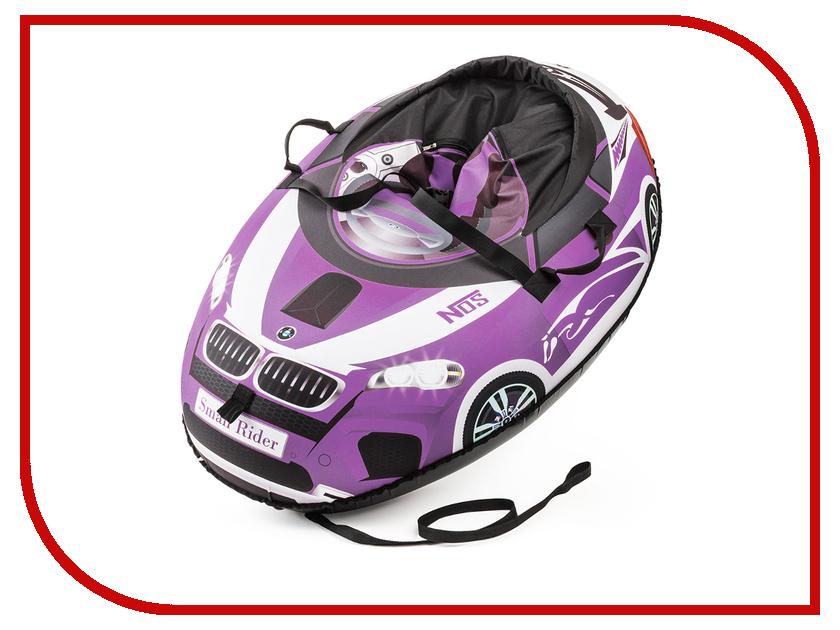 Тюбинг Small Rider Snow Cars 2 110x86cm BM Purple 4084269<br>