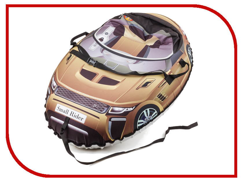 Тюбинг Small Rider Snow Cars 2 110x86cm Ranger Bronze 3687715