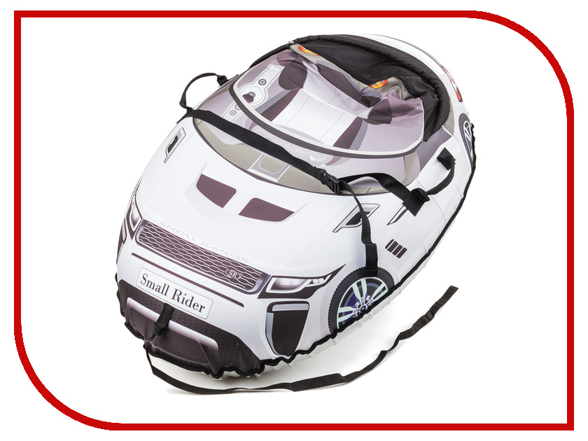 Тюбинг Small Rider Snow Cars 2 110x86cm Ranger White 3687712<br>