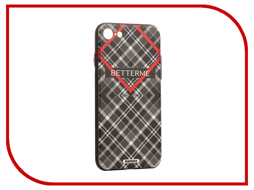 Аксессуар Чехол Remax Betterme для APPLE iPhone 7 RM-297 / 47049 аксессуар remax 3 5mm share jack cable rm 000199