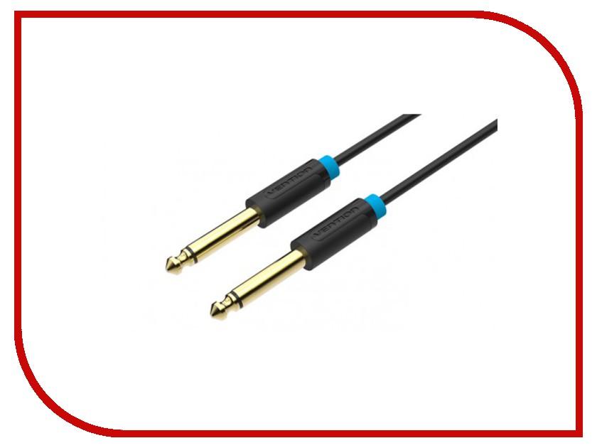 Аксессуар Vention 6.35mm Jack M 3m BAABI кабель jack jack vention кабель minijack jack 2 m
