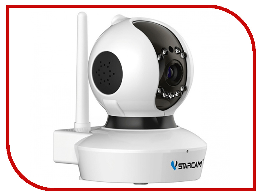 IP камера VStarcam C8823WIP vstarcam c7850wip 720p wireless outdoor ip camera white