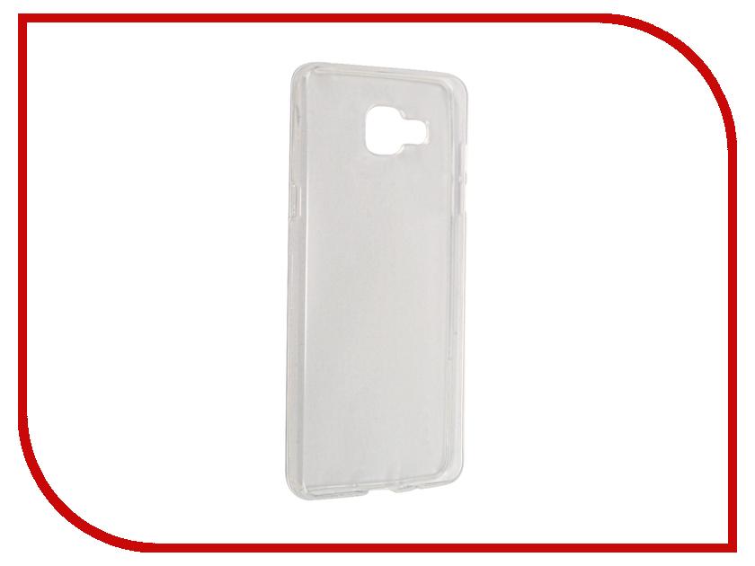 Аксессуар Чехол Samsung SM-A510F Galaxy A5 2016 Svekla Transparent SV-SGA510F-WH аксессуар чехол lenovo vibe c2 k10a40 svekla transparent sv lek10a40 wh