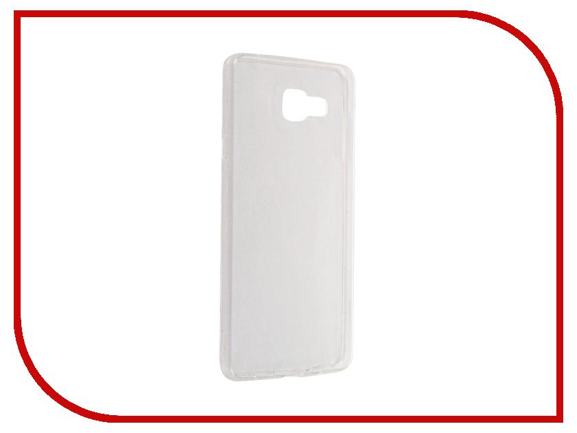 Аксессуар Чехол Samsung SM-A710F Galaxy A7 2016 Svekla Transparent SV-SGA710F-WH аксессуар чехол lenovo vibe c2 k10a40 svekla transparent sv lek10a40 wh