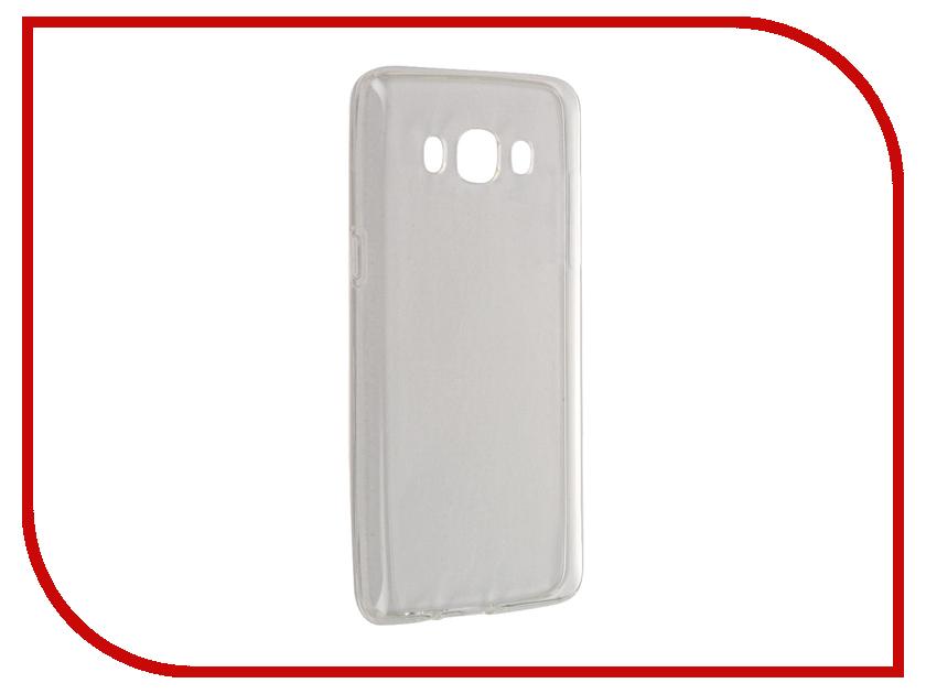 Аксессуар Чехол Samsung Galaxy J5 2016 Svekla Transparent SV-SGJ510X-WH аксессуар чехол lenovo vibe c2 k10a40 svekla transparent sv lek10a40 wh