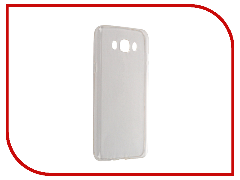 Аксессуар Чехол Samsung Galaxy J7 2016 Svekla Transparent SV-SGJ7109-WH<br>