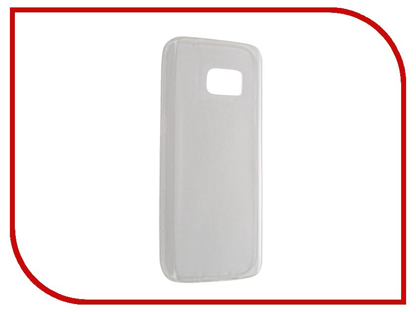 Аксессуар Чехол Samsung G930F Galaxy S7 Svekla Transparent SV-SGG930F-WH аксессуар чехол lenovo vibe c2 k10a40 svekla transparent sv lek10a40 wh