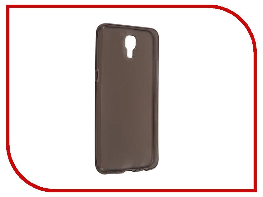 Аксессуар Чехол LG X View Svekla Grey SV-LGXV-BL<br>