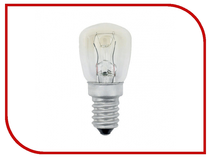 Лампочка Uniel IL-F25-CL-15/E14 01854<br>