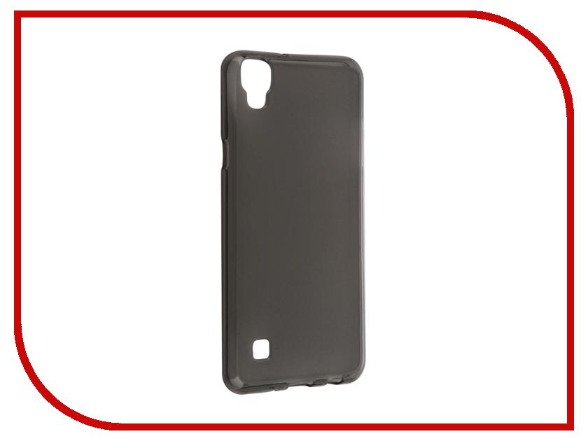 Аксессуар Чехол LG X Style Svekla Grey SV-LGXS-BL<br>
