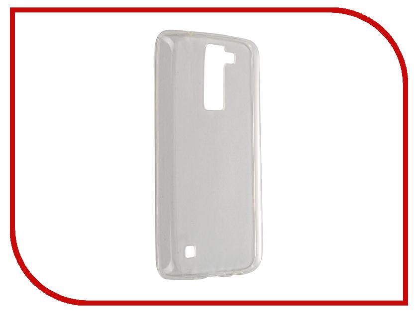 Аксессуар Чехол LG K8 Svekla Transparent SV-LGK8-WH<br>
