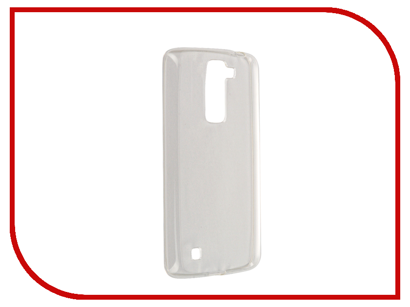 Аксессуар Чехол LG K7 Svekla Transparent SV-LGK7-WH<br>